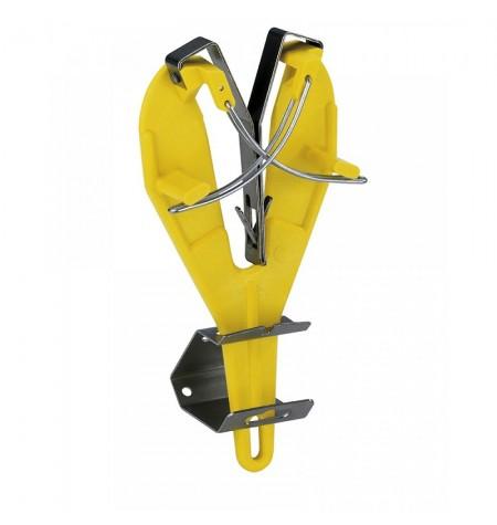 Ostrzałka do noży Sharp Easy Bobet żółta