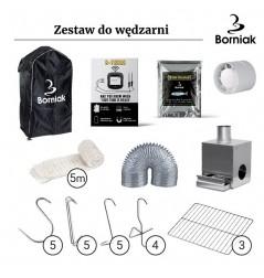 ZESTAW DO WĘDZARNI BORNIAK ZSS-70