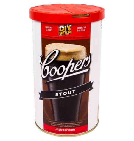 BREWKIT COOPERS STOUT 1,7 KG